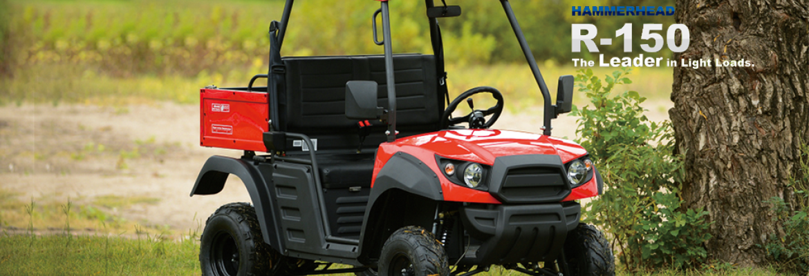 Hammerhead R150 Utility Vehicle